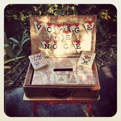Les urnes de mariage en pagailles
