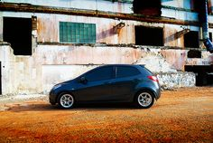 Mazda 2, My ride:)