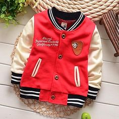 Boy's+Fashion+Pure+Potton+English+coat+–+EUR+€+12.73