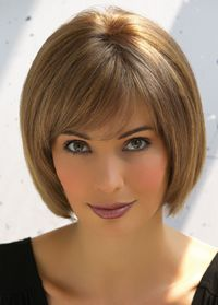 """Synthetic Wig.  Length: 2"""" - 10""""    Cap Size: Average  Weight:3.15 oz   Color:27FH   <a href=""""http://www.hairbeautycanada.com/henrymargu_wig_colors.html"""" target=""""_blank"""">Click here to view colors</a>"""