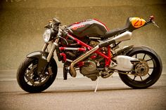Radical Ducati S.L.: Mika Racer By Radical Ducati (2011)