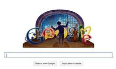 Google recuerda a José Pablo Moncayo, el creador de Huapango!!!!  Hoy Google se ve de lo más guapo!