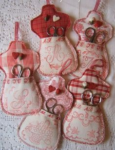 small sewing christmas gift ideas handmade gifts sewing kits
