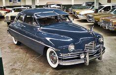 1950 Packard Eight Deluxe Club Sedan