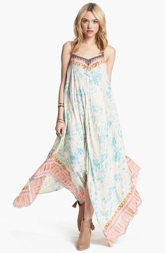 Free People 'Wild Devine' Maxi Dress | Nordstrom