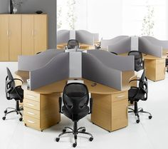 Circular Call Centre Desks - Product Page: http://www.genesys-uk.com/Call-Centre-Desks/Circular-Call-Centre-Desks.Html  Genesys Office Furniture - Home Page: http://www.genesys-uk.com  Circular Call Centre Desks are designed to accommodate from three to eight people, according to requirements and available space.  They can be specified with a choice of support pedestals in different configurations, or support legs, if integrated personal storage is not required.