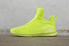 "The PUMA Fierce Gets a Neon Rework In New ""Bright"" Pack"