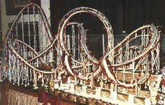 Gingerbread Rollercoaster