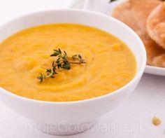 Zupa z dyni Easy Family Meals, Quick Meals, Pumpkin Recipes, Veggie Recipes, Veggie Food, Popular Recipes, Great Recipes, Batch Cooking, Cooking Recipes