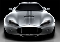Awesome AC Cobra Venom Concept Car! Cool Muscle Cars