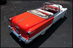 1953 Oldsmobile Fiesta Convertible 303/170 HP, Automatic for sale by Mecum Auction