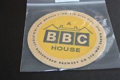 1960 Beermat Birkenhead Brewery Cat 013 (1W48) 8/14