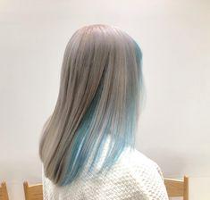 Hair Inspo, Hair Inspiration, Medium Hair Styles, Short Hair Styles, Hair Color Streaks, Going Bald, Silk Hair, Anime Hair, Aesthetic Hair