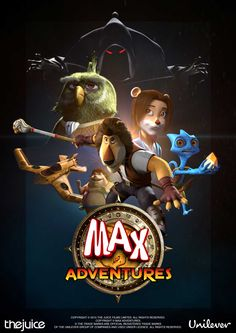 #max adventures #4d attraction film