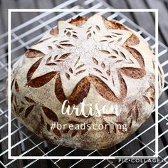 🤩 I finally made it to produce a dough that was . Artisan Bread, Sourdough Bread, Christmas Bulbs, Sd, Pattern, How To Make, Recipes, Inspired, Happy