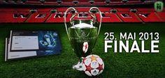 Ein Finale, welches in die Geschichte eingehen wird. Dies wird am 25. Mai dieses Jahres von dem Finale der UEFA Champions League erwartet, wo zwei deutsche Mannschaften aufeinander treffen werden.
