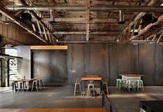 Charles Smith's tasting room in Walla Walla