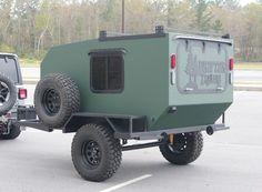Drifter Trailers - Teardrop Camper, Off Road Camper, Teardrop Camper Off Road Camper Trailer, Camper Trailers, Travel Trailers, Campers, Overland Trailer, Camper Interior, Jeep Gladiator, Jeep Jk, Motorhome