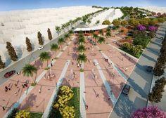 1° Lugar - Concurso de projetos: Praça Colinas de Anhanguera / HUS