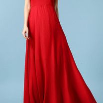 Thickened fabric: Chiffon  Lining: Diamond Ma  Color: Red Black  Size: S M L   S: bust: 88CM    Waist: 70CM  Length: 135CM  M: Bust: 92CM   Waist: 74CM  Length: 140CM  L: Bust: 96CM  Waist: 78CM    Length: 145CM