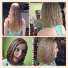 Haircut | Yelp #ayladavis #ayla #willowglen #95125 #sanjose #408 #bayarea #salon #hairsalon #solasalon #solasalons #solasalonstudios #solasalonwillowglen #solasalonswillowglen #hair #hairstyle #hairstylist #hairdresser #beautician #cosmetologist #style #stylist #beforeafter #haircut #longbob #lob #shorthair #shorthairdontcare