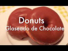 Cómo hacer Donuts de chocolate caseros