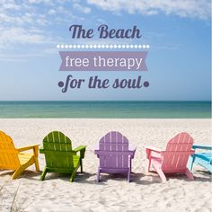 Coastal and Beach Decor: Well Said: Free Therapy