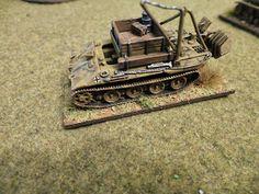 German recovery/ engineer berg tanks or Bergepanzer