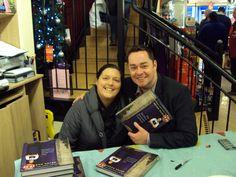 Neven Maguire book signing in Enniskillen - Dec 2012