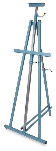 Collegiate Steel Easel, the best art easel ever!