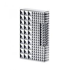 S.T. Dupont - briquet à finitions palladium