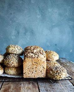 Mat På Bordet - Oppskrifter for alle! Ost, Bread, Brot, Baking, Breads, Buns