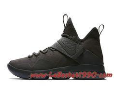 Nike LeBron 14 LMTD 852402-002 Chaussures Nike Basket Pas Cher Pour Homme  Noir b0df7eac39ae