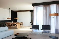 Large suite at hotel Lone!  http://www.lonehotel.com/en/rooms_and_suites