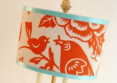 30 DIY Lampshades That Will Light Up Your Life via Brit + Co. {I'm thinking Hulk fabric for my son's room :) }