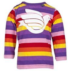 Love Bird tee - Rainbow