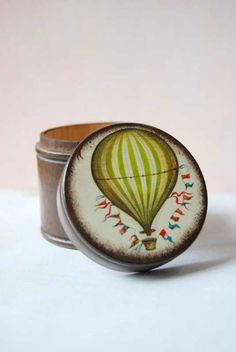 Win This! Above The World  Box by Mmim on Etsy, $11.00