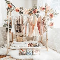 baby girl nursery room ideas 331436853825816515 - I am so honored to be part of this little girls stunning wardrobe. I think I speak for all of the small shops tagged that it is so… Source by lisannawallance Baby Bedroom, Baby Room Decor, Nursery Room, Girl Nursery, Girls Bedroom, Nursery Decor, Small Baby Nursery, Room Girls, Room Baby
