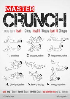 Crunch Workout