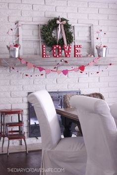 love valentine s day by the diary of dave s wife 25 best valentine s day home decor