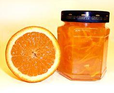 Himmlische Süßigkeiten: Orangenmarmelade mit Apfelpektin oder Gelierzucker