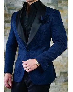 2017 Men Black Double Breasted Wedding Groom Suit With Pants Tuxedo For Men Wedding Suits Prom Best Man Suit (Jacket+Pants+Bow) Tuxedo Wedding, Wedding Men, Wedding Suits, Wedding Groom, Trendy Wedding, Wedding Dresses, Groom Tuxedo, Tuxedo For Men, Groom Suits