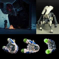 Sci-Fi LEGO Building gallery | by Flickr