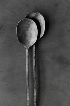 spoons and forks by