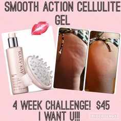 I'm looking for models for Mary Kay's Smooth Action Cellulite Gel! Check out a cellulite solution so effective, 9 out of 10 women liked what they saw in the mirror!