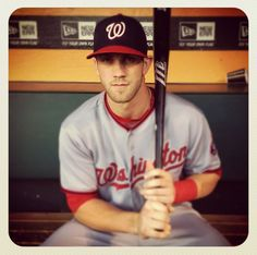 Bryce Harper of the Washington Nationals