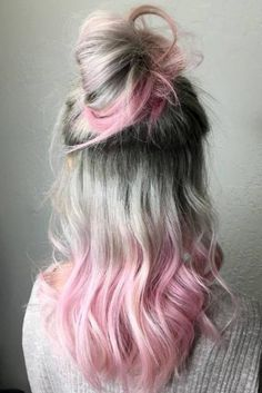 Wonderful Pink Ombre Hair picture1