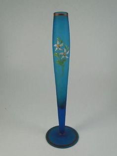I just love blue glass