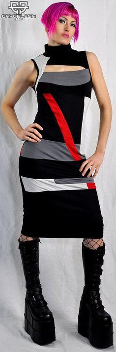 Cryoflesh.com celsium dress