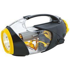 Lampe torche LED 5 en 1 Intex rechargeable